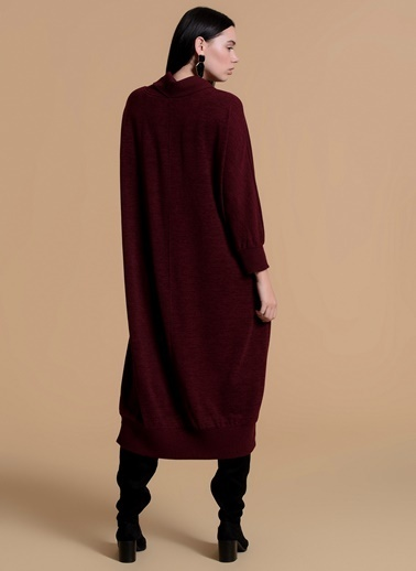 Pearly Tunik Bordo